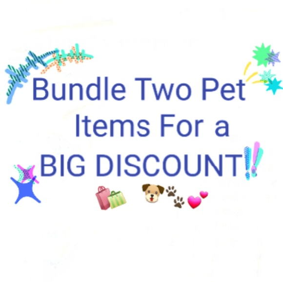 Other - Bundle Two PET Items or More BOGO Discounts!